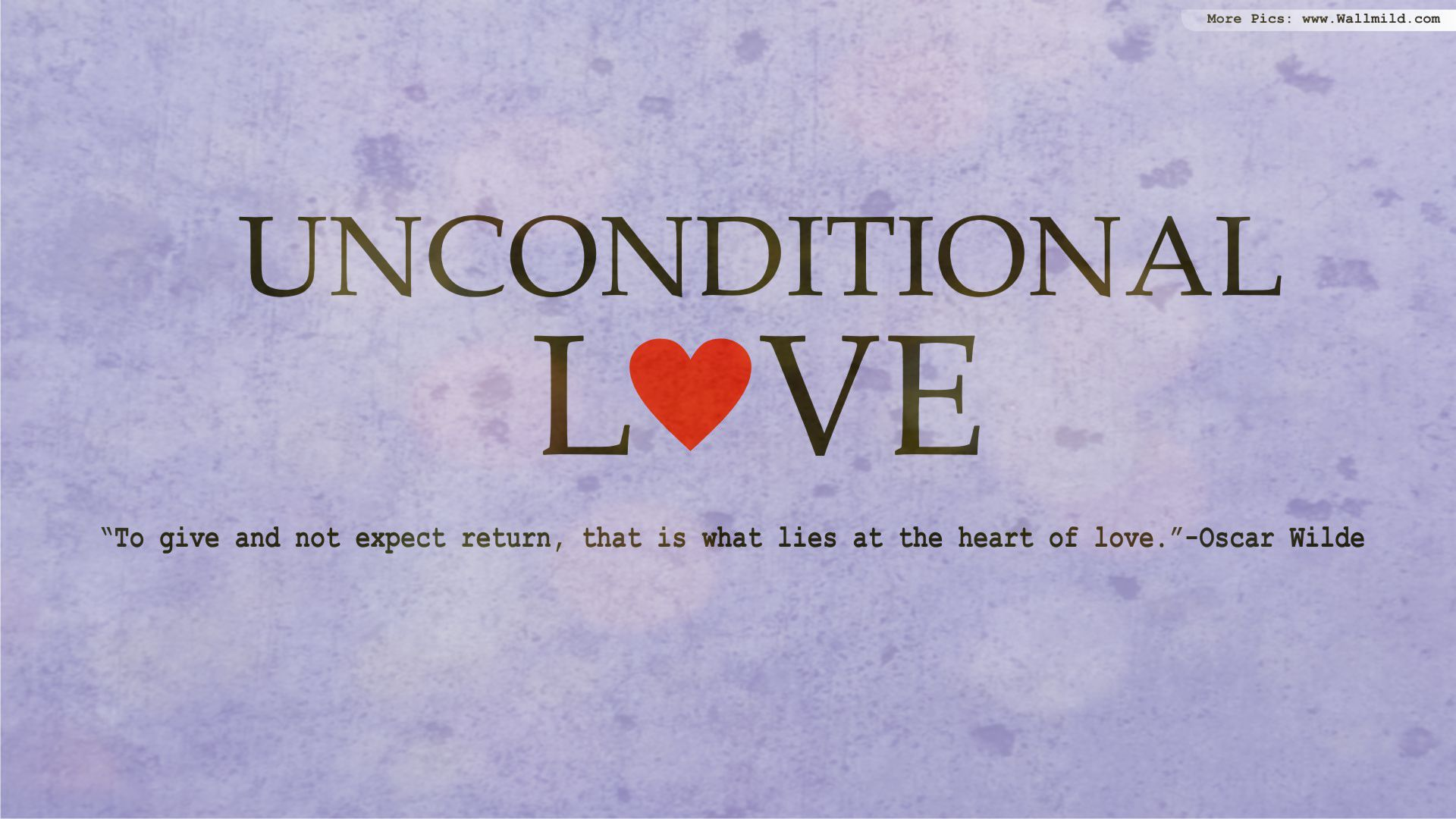 UNCONDITIONAL LOVE QUOTES IMAGES image quotes at BuzzQuotes.com